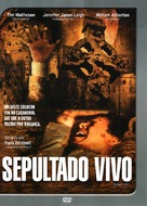 Buried Alive - Brazilian DVD cover (xs thumbnail)