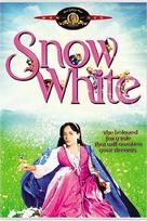 Snow White - DVD cover (xs thumbnail)