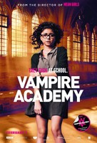 Vampire Academy - Canadian Theatrical movie poster (xs thumbnail)