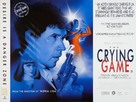 The Crying Game - British Theatrical poster (xs thumbnail)