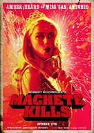 Machete Kills - British Movie Poster (xs thumbnail)