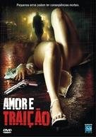 A Lover's Revenge - Brazilian DVD movie cover (xs thumbnail)