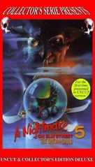 A Nightmare on Elm Street: The Dream Child - British Movie Cover (xs thumbnail)