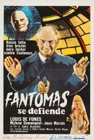 Fantômas - Argentinian Movie Poster (xs thumbnail)