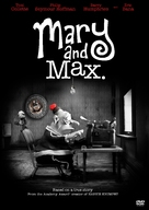 Mary and Max - DVD cover (xs thumbnail)