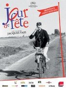 Jour de fête - French Re-release movie poster (xs thumbnail)