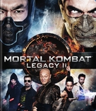 """Mortal Kombat: Legacy"" - Movie Cover (xs thumbnail)"