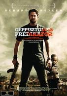 Machine Gun Preacher - Hungarian Movie Poster (xs thumbnail)
