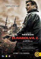 Taken 2 - Hungarian Movie Poster (xs thumbnail)