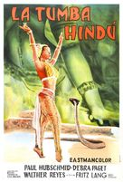 Journey to the Lost City - Argentinian Movie Poster (xs thumbnail)