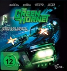 The Green Hornet - German Blu-Ray cover (xs thumbnail)