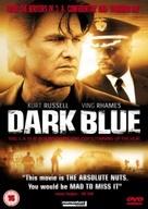 Dark Blue - British DVD movie cover (xs thumbnail)