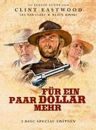 Per qualche dollaro in più - German DVD movie cover (xs thumbnail)