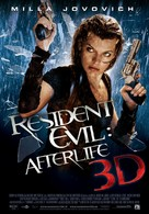 Resident Evil: Afterlife - Dutch Movie Poster (xs thumbnail)