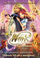 Winx club - Il segreto del regno perduto - Hungarian Movie Poster (xs thumbnail)