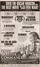 Master and Commander: The Far Side of the World - poster (xs thumbnail)