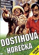 Febbre da cavallo - Czech DVD cover (xs thumbnail)
