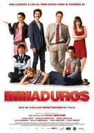 Immaturi - Spanish Movie Poster (xs thumbnail)
