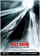 Max Payne - Hungarian Movie Poster (xs thumbnail)