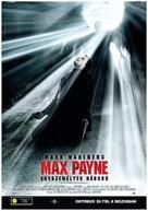 Max Payne - Hungarian Movie Poster (xs thumbnail)