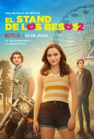 The Kissing Booth 2 - Mexican Movie Poster (xs thumbnail)