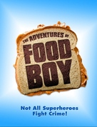 The Adventures of Food Boy - Movie Poster (xs thumbnail)