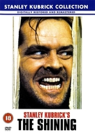 The Shining - British Movie Cover (xs thumbnail)