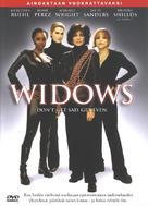 """Widows"" - Finnish poster (xs thumbnail)"