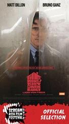 The House That Jack Built - Singaporean Movie Poster (xs thumbnail)