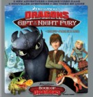 Book of Dragons - Canadian Blu-Ray movie cover (xs thumbnail)