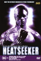Heatseeker - Australian DVD movie cover (xs thumbnail)