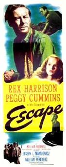 Escape - Movie Poster (xs thumbnail)