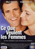 What Women Want - French Movie Cover (xs thumbnail)