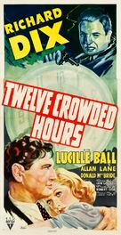 Twelve Crowded Hours - Movie Poster (xs thumbnail)