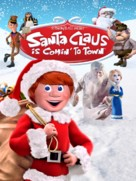 Santa Claus Is Comin' to Town - Movie Cover (xs thumbnail)