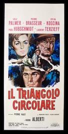 Le grain de sable - Italian Movie Poster (xs thumbnail)