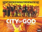 Cidade de Deus - British Movie Poster (xs thumbnail)