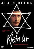 Monsieur Klein - Hungarian DVD cover (xs thumbnail)