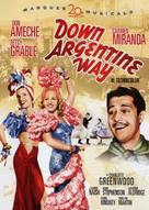 Down Argentine Way - DVD cover (xs thumbnail)