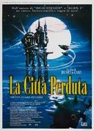 La cité des enfants perdus - Italian Movie Poster (xs thumbnail)