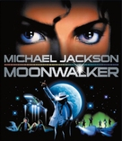 Moonwalker - Blu-Ray movie cover (xs thumbnail)