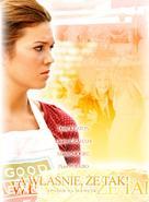 Because I Said So - Polish DVD movie cover (xs thumbnail)