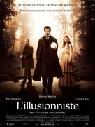 The Illusionist - French Movie Poster (xs thumbnail)