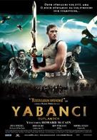 Outlander - Turkish Movie Poster (xs thumbnail)