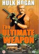 The Ultimate Weapon - British Movie Cover (xs thumbnail)