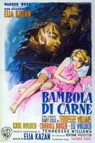 Baby Doll - Italian Movie Poster (xs thumbnail)
