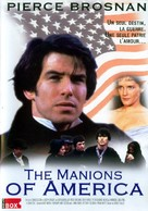 """The Manions of America"" - French DVD movie cover (xs thumbnail)"