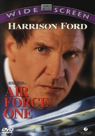 Air Force One - DVD cover (xs thumbnail)