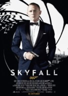 Skyfall - Swedish Movie Poster (xs thumbnail)