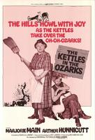 The Kettles in the Ozarks - Movie Poster (xs thumbnail)